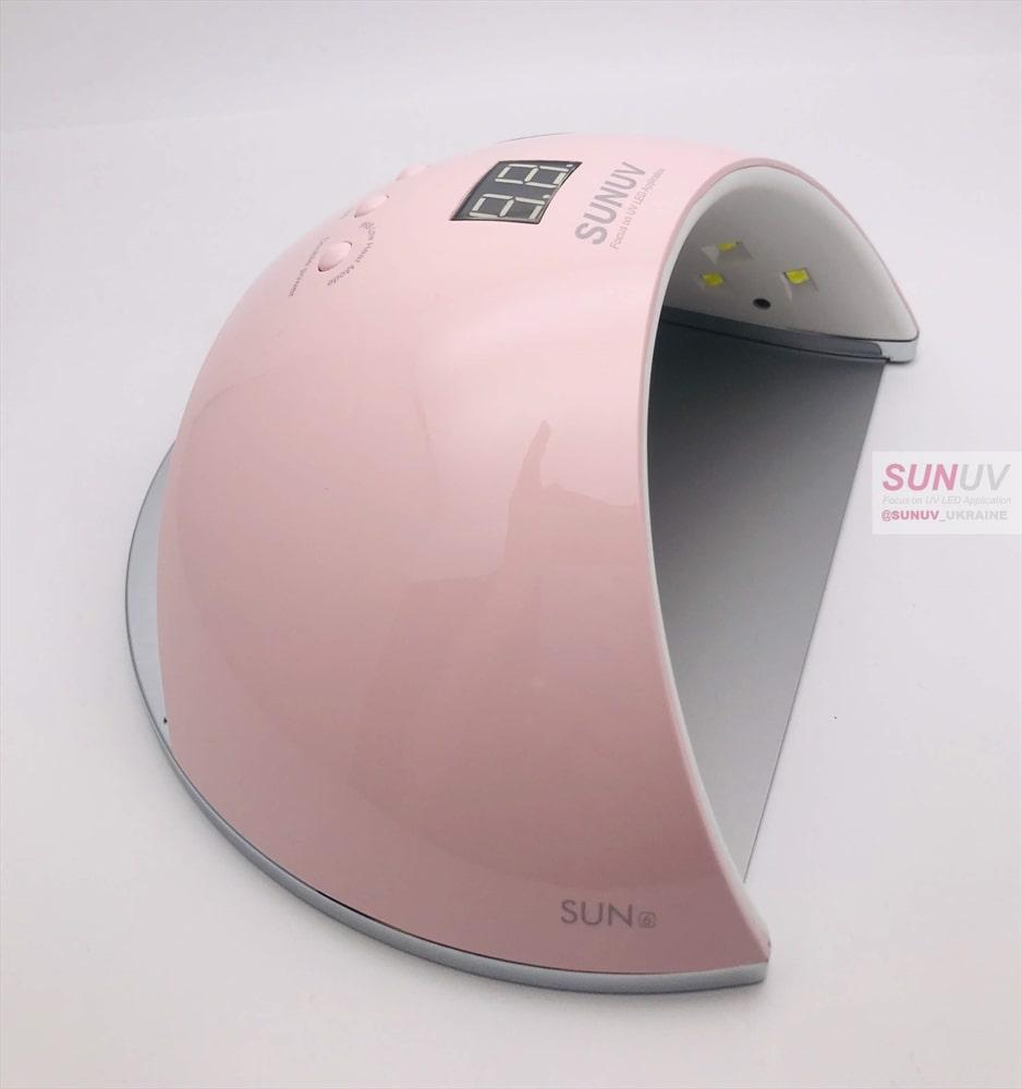 Лампа sun 6 розовая - отзывы, фото