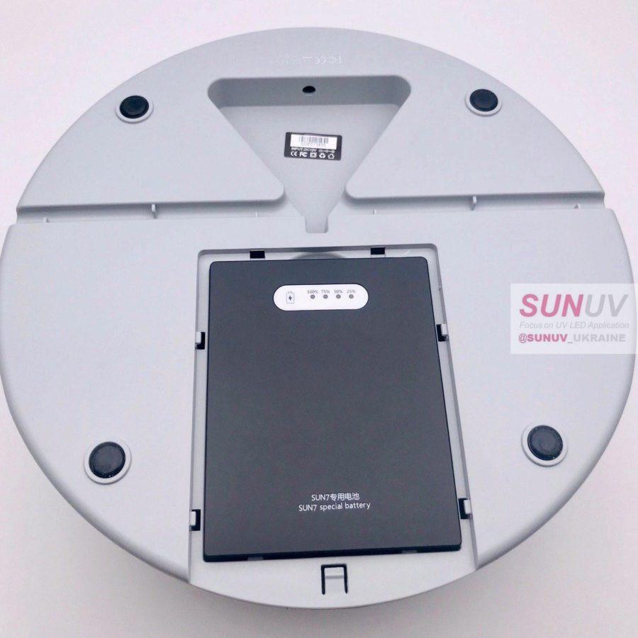 Аккумулятор для лампы SUN 7